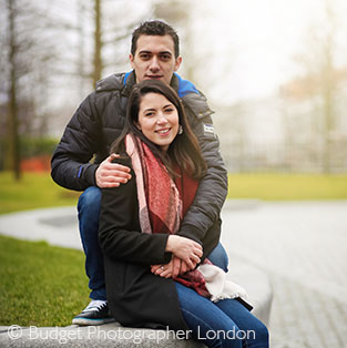 Portrait Photography London